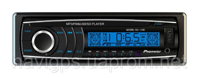 Автомагнитола MP3 Pioneer (Китай) 1180