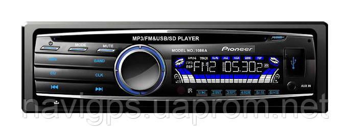 Автомагнитола MP3 Pioneer (Китай) 1086