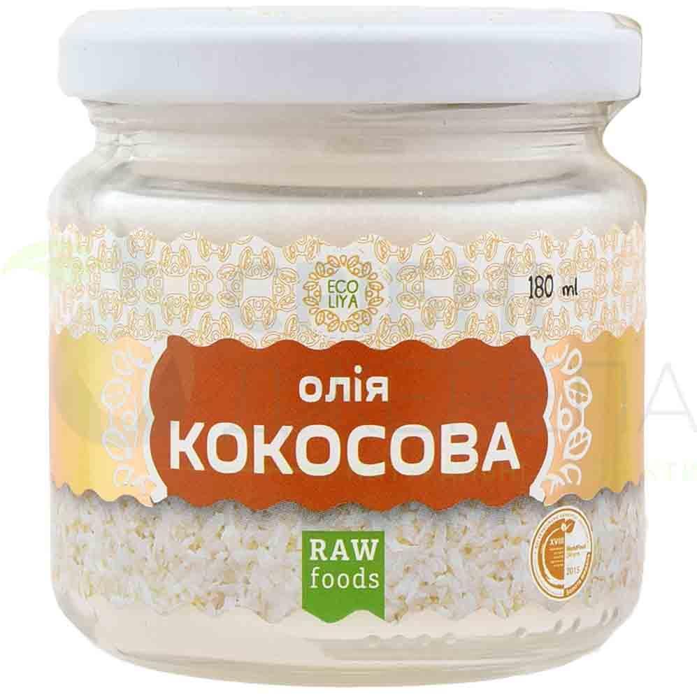 Пищевое кокосовое масло для внутреннего и внешнего применения