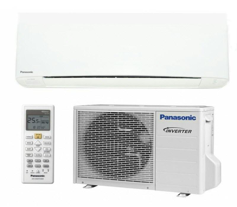 Инверторный кондиционер Panasonic до 65 кв.м CS/CU-Z71TKEW