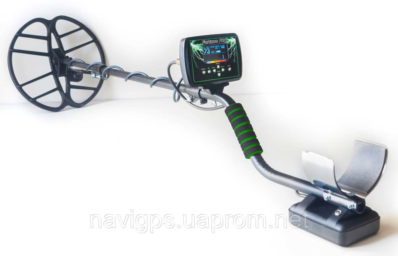 Металлоискатель Fortune PRO / Фортуна ПРО OLED-дисплей 6*4