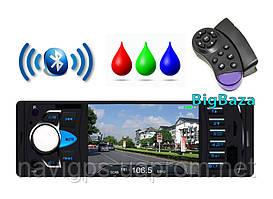 "Автомагнитола 4036 CRM, экран 4.1""+Bluetooth+AV вход камера+RGB"