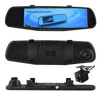 Видеорегистратор в зеркале L9000 с 2-мя камерами