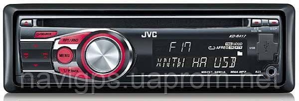 Автомагнитола JVC KD-R417 EE CD/USB
