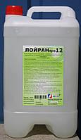 Моющее средство с антимикробным действием для мытья трубопроводов, Лойран-про-12, 10л