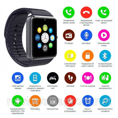 Smart часы GT08