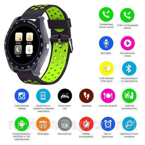 Smart часы Z1