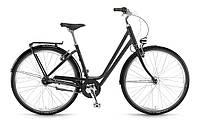 "Велосипед Winora Jade 28"" 7s Nexus, рама 48см, 2018, темно-серый (Германия)"