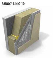 Базальтовый утеплитель для фасада PAROC LINIO 10 100мм