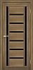 Двери KORFAD VLD-02 Полотно+коробка+2 к-та наличников+добор 100мм, эко-шпон, фото 3