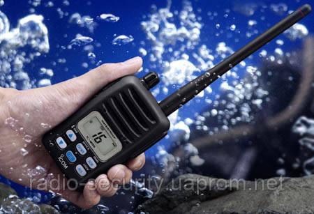 Портативная морская радиостанция взрывозащищенная ICOM IC-M88 UL