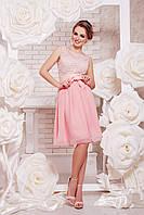 Платья выпускные кружевные,праздничное длинное платье,платья миди шикарные ,вечерние платья персикового цвета