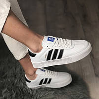 """Кроссовки Adidas Samba Rose """"Белые"""""""
