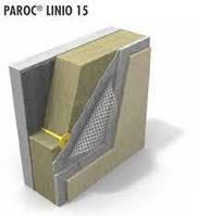 Базальтовый утеплитель для  фасада PAROC LINIO 15 100мм