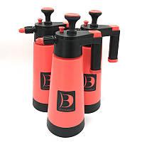 Пульверизатор нагнетающий AUTO BEAUTY 2л для кислот и щелочей