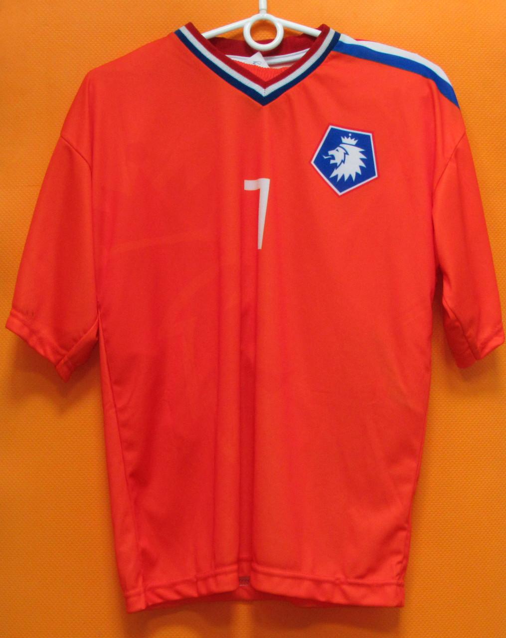 Футбольная форма сборной Голландии (Netherlands) №7 v. Persie