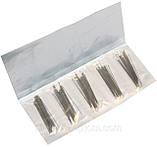 Иголки для вышивания бисером, иголки бисерные, 20шт/уп., фото 3