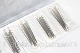 Иголки для вышивания бисером, иголки бисерные, 20шт/уп., фото 4