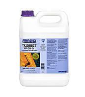 Пропитка для мембран Nikwax TX. Direct Wash-in 5л (NWTDW5000)
