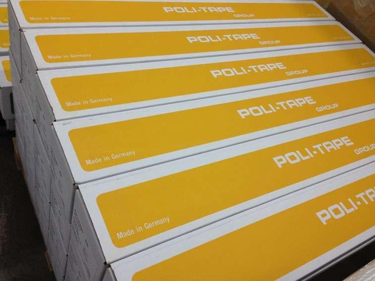 Плівка для друку POLI - PRINT 80 мкм, прозора/біла глянець/мат, рул.1,05x50м; 1,26х50м; 1,372х50 м; 1,60х50м