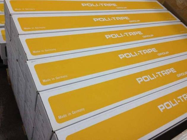Плівка для друку POLI - PRINT 80 мкм, прозора/біла глянець/мат, рул.1,05x50м; 1,26х50м; 1,372х50 м; 1,60х50м, фото 2