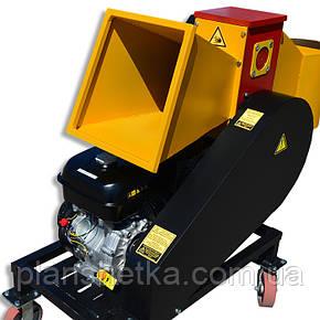 """Измельчитель веток с бензиновым двигателем 16 л.с. диаметр веток 100 мм 2В100Б """"Shkiv"""" , фото 2"""