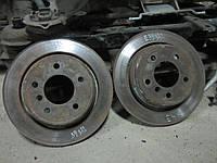 Задний тормозной диск bmw e39 5-series, фото 1