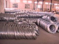 Проволока стальная низкоуглеродная ф4мм, бухта, размотка, от 5 кг, ГОСТ