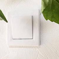Выключатель перекрестный Белый Asfora Schneider Electric, EPH0500121