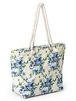 36097775c82a Новинка Пляжная сумка PODIUM 2019-2 -3 женская летняя текстильная ручки  канаты
