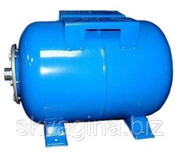 Бак для воды гидроаккумулятор 50л UWS (горизонтальный)
