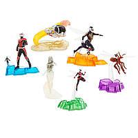 Marvel Игровой набор с фигурками Человек Муравей и Оса Ant-Man and The Wasp Figure Play Set 6107000442606P