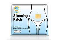 Пластырь для похудения и коррекции фигуры Slimming Patch (10шт)