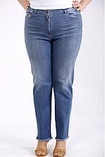 Джинсы женские высококачественные большие батальные размеры 42-74, фото 2