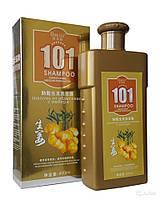 """Шампунь для волос Oumile """"101 Shampoo"""" от облысения с женьшенем (400 мл)"""