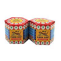 """Мазь бальзам """"Белый Тигр""""  (20 г) помогает снимать суставные, головные и мышечные боли"""