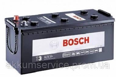 Аккумулятор автомобильный Bosch Truck 155AH 900А (T3 077)