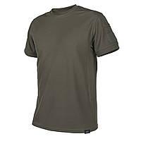 Футболки Helikon-Tex® Tactical T-Shirt - TopCool. Новий товар. S, OLIVE-GREEN
