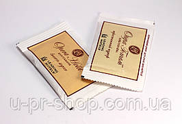 Тростинний цукор в упаковці з логотипом