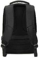 Рюкзак DEF Anti-theff DW-02 Чорний, фото 2