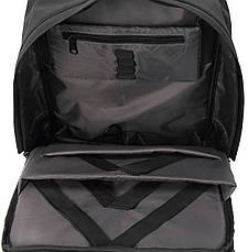 Рюкзак DEF Anti-theff DW-02 Чорний, фото 3