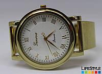 Женские стильные наручные часы Geneva