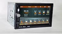 "Автомагнитола пионер Pioneer 7022 2DIN 7"" Пульт на руль"