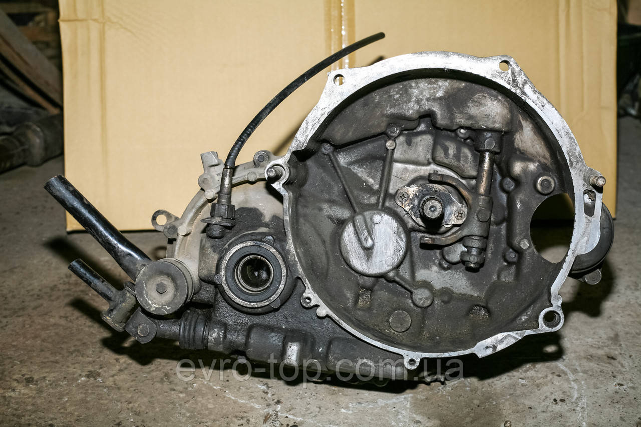 Коробка переключения передач КПП SKODA FAVORIT Forman (785) 1.3 (135 E) 1991-1995 441016101556