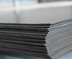 Лист стальной ст 20, 0.5х1000х2000 мм холоднокатанный, горячекатанный