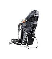 Рюкзак для переноски ребенка Deuter Kid Comfort III цвет 7410 black-granite (36524 7410)