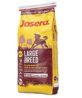 Josera (Йозера) Large Breed сухой корм для взрослых собак крупных пород, 15 кг
