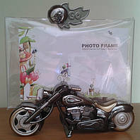 """Фоторамка """"Мотоцикл"""""""