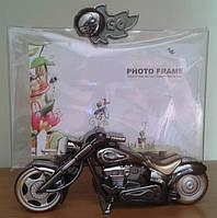 """Фоторамка """"Мотоцикл"""", фото 1"""