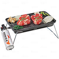 Газовый гриль KOVEA Slim Gas Barbecue Grill (TKG-9608T)